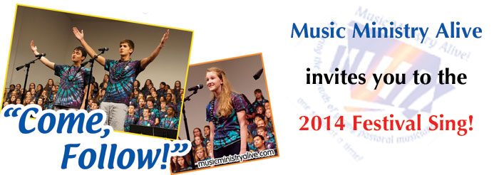 Join us for our 16th annual music ministry summer institute for Young Adults and Adult Leaders!