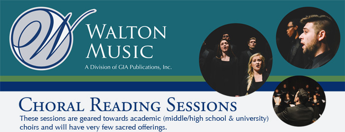 Walton Music Reading Sessions