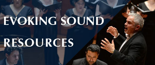 Evoking Sound Resources