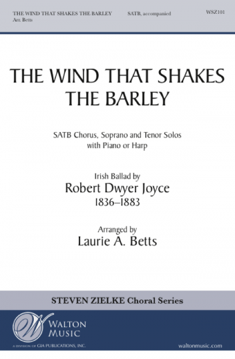 The Wind that Shakes the Barley (SATB)