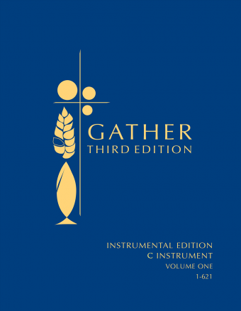 GIA Publications - Gather, Third Edition - C Instrument edition