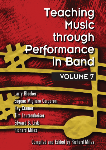 Teaching Music through Performance in Band - Volume 7