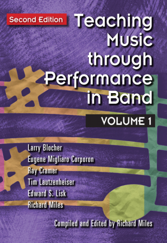 Teaching Music through Performance in Band - Volume 1, Second edition