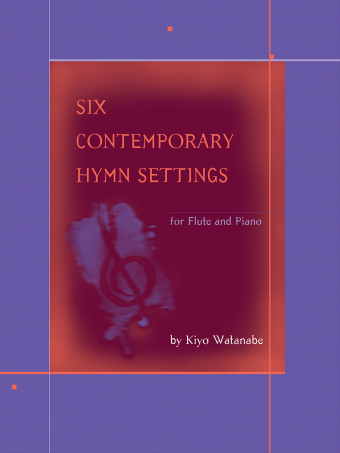 GIA Publications - Six Contemporary Hymn Settings for Flute