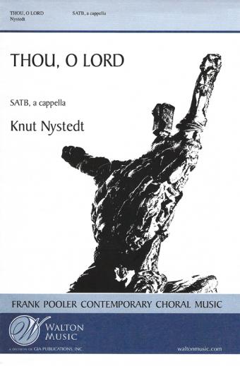 Thou, O Lord
