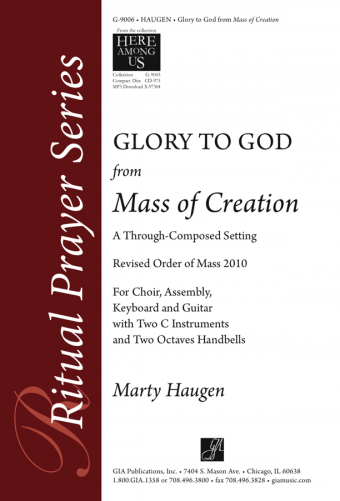 GIA Publications - Glory to God from
