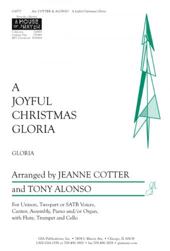 A Joyful Christmas Gloria - Instrument edition