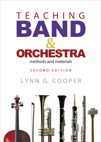 Teaching Band and Orchestra - Second Edition