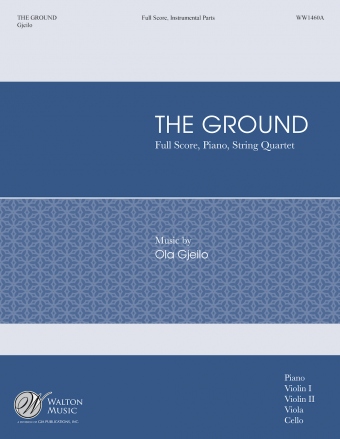 The Ground (Full Score and Instrumental Parts)