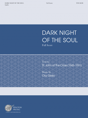 Dark Night of the Soul (Full Score)