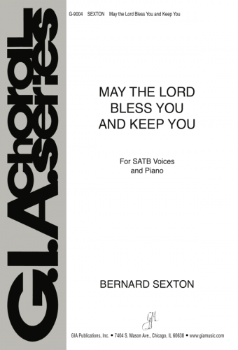 May the Lord Bless You and Keep You