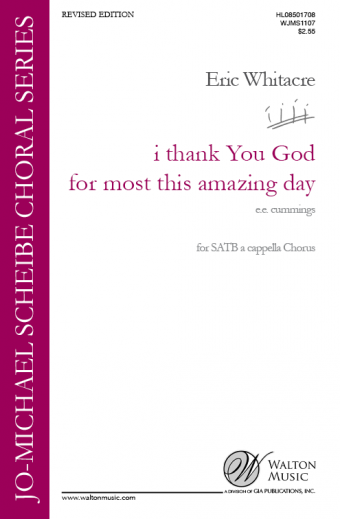 GIA Publications - i thank You God for most this amazing day