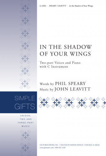 GIA Publications - In the Shadow of Your Wings