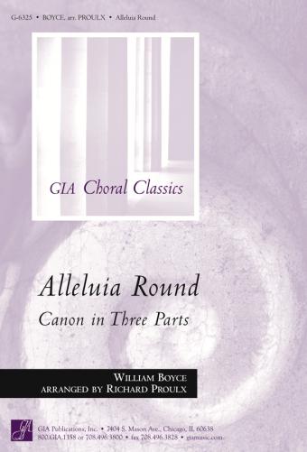 Alleluia Round - Instrument edition