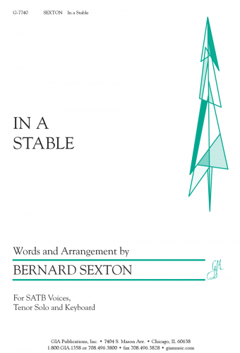 In a Stable