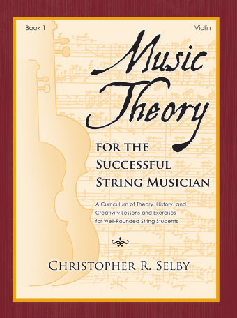 Music Theory for the Successful String Musician - Violin