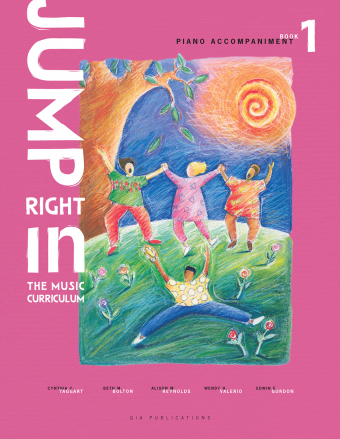 Jump Right In: Grade 1 Piano Accompaniment