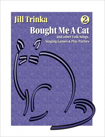 Bought Me a Cat - Volume 2, Book and CD edition