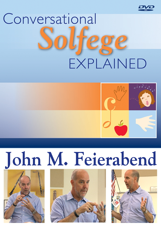 Conversational Solfege Explained - DVD