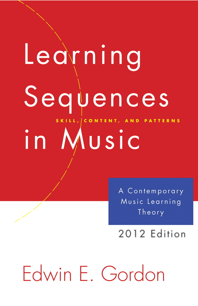 Learning Sequences in Music - 2012 edition