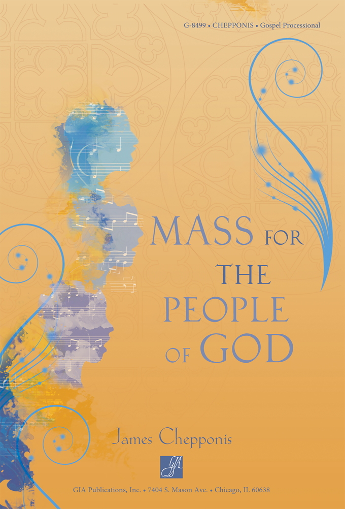 Mass for the People of God - Choral / Accompaniment edition