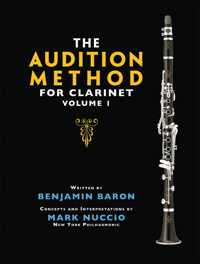 The Audition Method for Clarinet - Volume 1