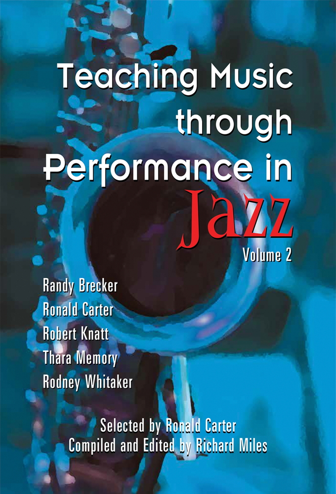 Teaching Music through Performance in Jazz - Volume 2