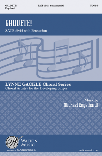 Gaudete! - SATB (Vocal Score)