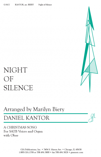 Night of Silence - SATB edition