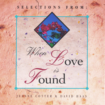 When Love Is Found - CD