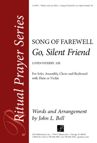 GIA Publications - Go, Silent Friend