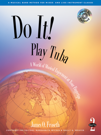 Do It! Play Tuba - Book 2 & CD