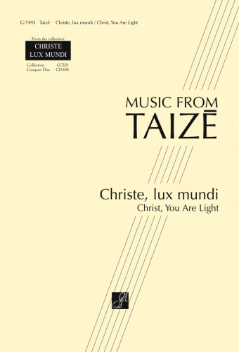 Christe, lux mundi - Instrument edition