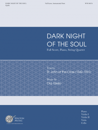 Dark Night of the Soul (Full Score and Instrumental Parts)
