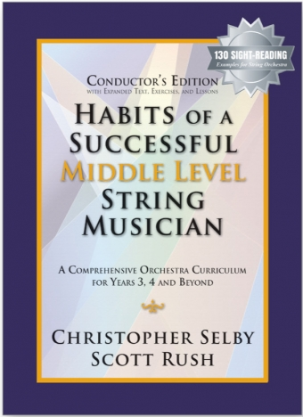 Habits of a Successful Middle Level String Musician - Conductor