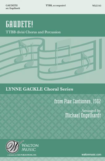 Gaudete! - TTBB (Vocal Score)