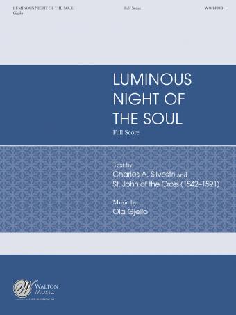 Luminous Night of the Soul (Full Score Only)