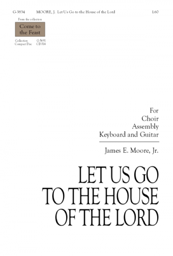 Let Us Go to the House of the Lord