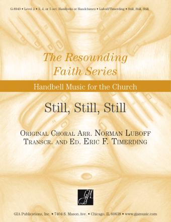 Still, Still, Still - Handbells