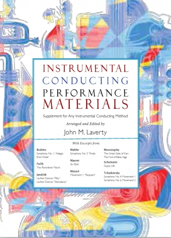 Instrumental Conducting Performance Materials