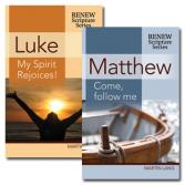 Music for Luke: My Spirit Rejoices! and Matthew: Come Follow Me
