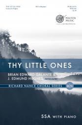 Thy Little Ones (SSA)