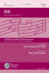 Hébé (Vocal Score)