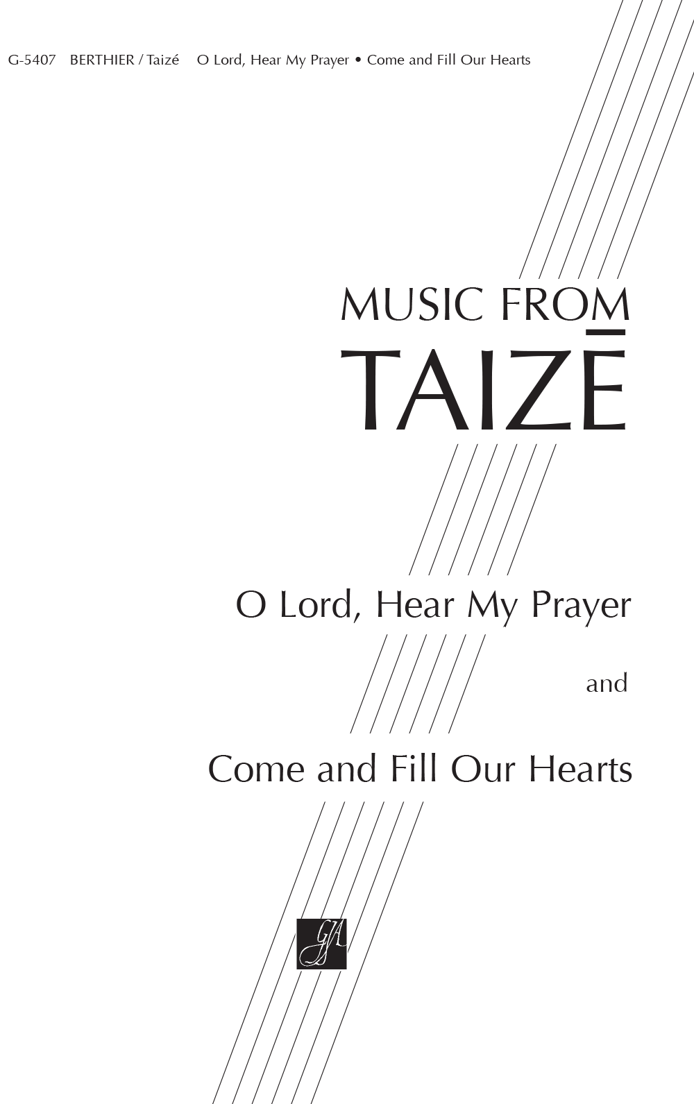 O Lord Hear My Prayer Come And Fill Our Hearts