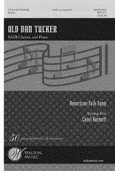 Old Dan Tucker (SATB)