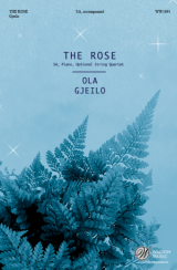 The Rose (SA) - Vocal Score