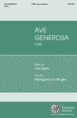Ave Generosa (TTBB)