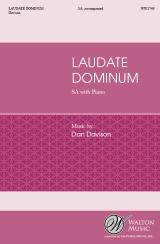 Laudate Dominum (SA)