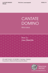 Cantate Domino (SSAA)