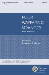 Poor Wayfaring Stranger (SATB)